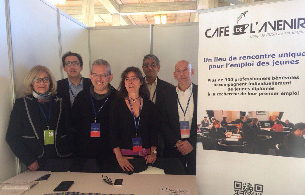 Café de l'avenir, accompagnement et conseils emploi