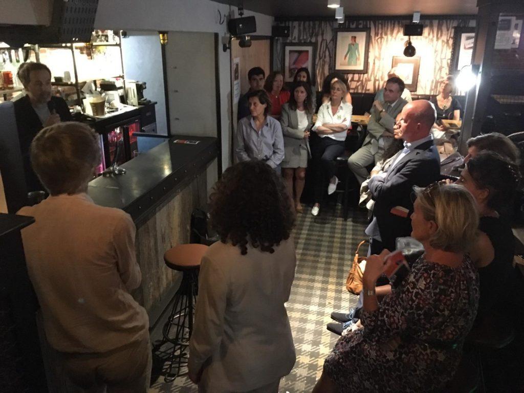 Café de l'avenir, accompagnement et conseils emploi - soirée 17 septembre 2019